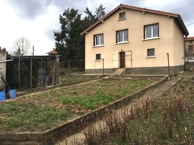 Vente Maison 4 pièces 94m² Unieux (42240) - photo