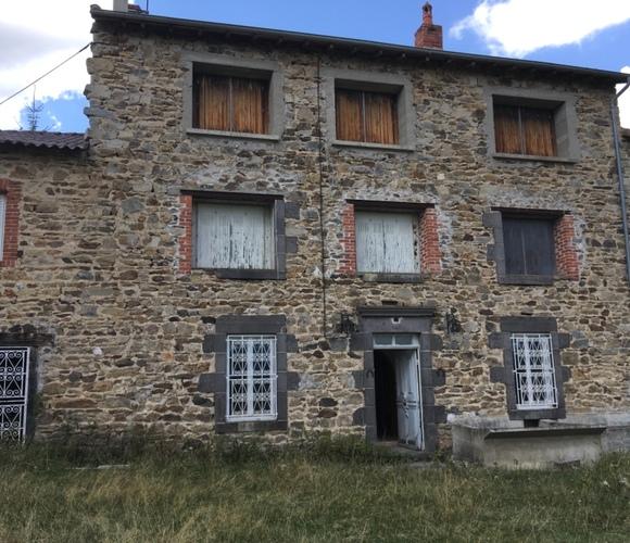 Vente Maison 6 pièces 230m² Champagnac-le-Vieux (43440) - photo