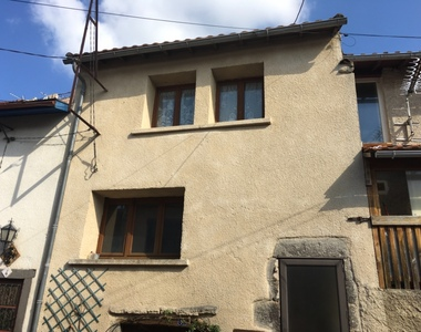Vente Maison 6 pièces 47m² Chatelguyon (63140) - photo