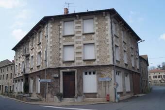 Vente Immeuble 900m² Usson-en-Forez (42550) - photo