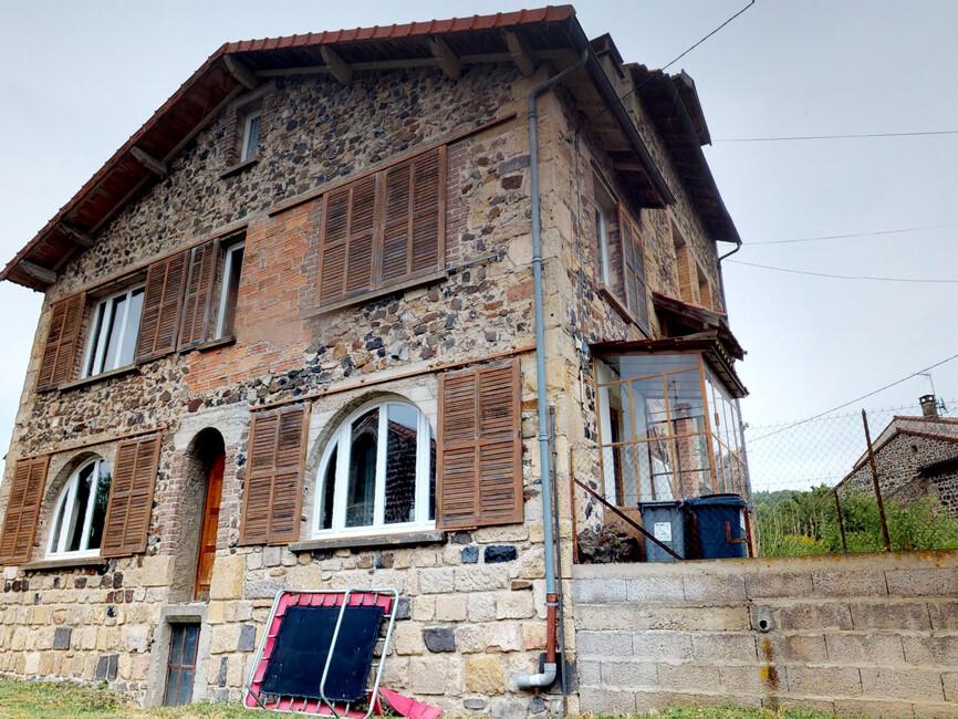 Vente Maison 4 pièces 72m² Issoire (63500) - photo