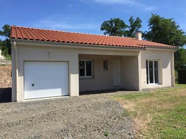 Vente Maison 4 pièces 93m² Rosières (43800) - photo