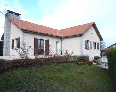 Vente Maison 6 pièces 120m² Montfaucon-en-Velay (43290) - photo
