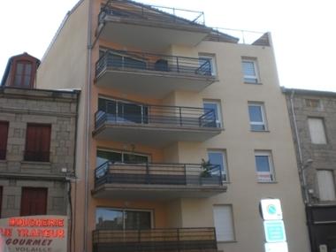 Location Appartement 1 pièce 33m² Firminy (42700) - photo