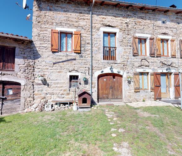 Vente Maison 6 pièces 141m² Chomelix (43500) - photo