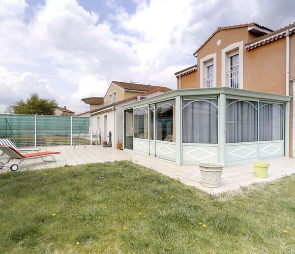 Vente Maison 110m² Saint-Vallier (26240) - photo