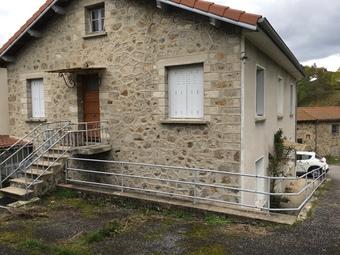 Vente Maison 5 pièces 130m² Riotord (43220) - photo