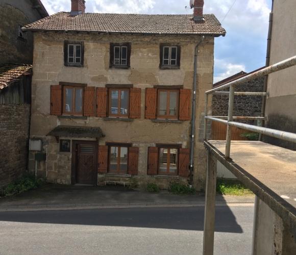 Vente Maison 3 pièces 80m² Ambert (63600) - photo