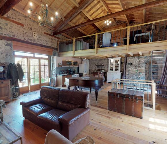 Vente Maison 5 pièces 159m² Bellevue-la-Montagne (43350) - photo