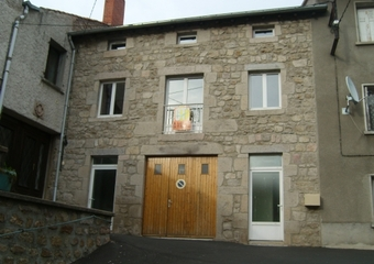 Location Maison 4 pièces 100m² Montfaucon-en-Velay (43290) - photo