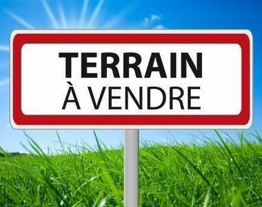 Vente Terrain 730m² Firminy (42700) - photo