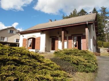 Vente Maison 6 pièces 150m² Le Chambon-sur-Lignon (43400) - photo