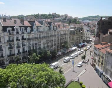 Location Appartement 3 pièces 40m² Saint-Étienne (42000) - photo