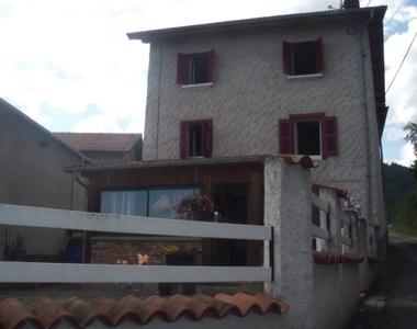 Vente Maison 8 pièces 175m² Marsac-en-Livradois (63940) - photo