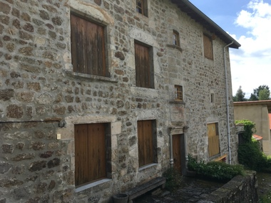 Vente Maison 7 pièces 180m² Saint-Pal-de-Chalencon (43500) - photo