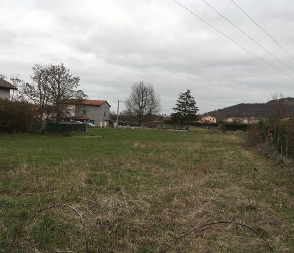 Vente Terrain 1 069m² Chalain-d'Uzore (42600) - photo