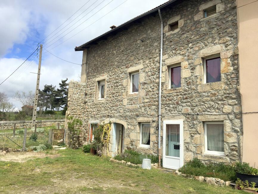 Vente Maison 2 pièces 170m² Craponne-sur-Arzon (43500) - photo