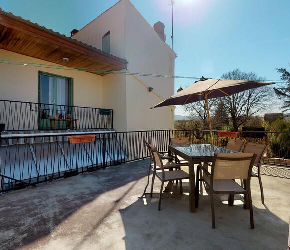 Vente Maison 4 pièces 98m² Lamontgie (63570) - photo