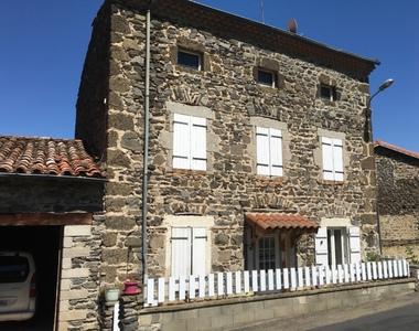 Vente Maison 6 pièces 100m² Lavoûte-Chilhac (43380) - photo