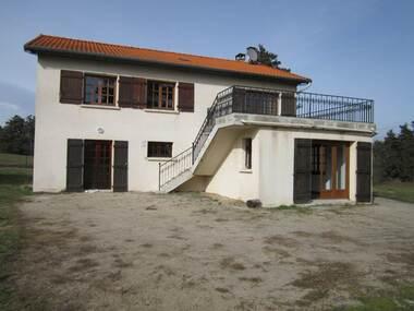 Location Appartement 2 pièces 76m² Retournac (43130) - photo