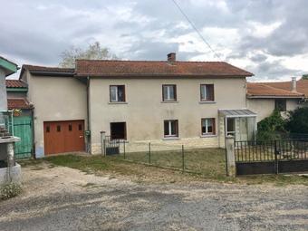 Vente Maison 5 pièces 114m² Courpière (63120) - photo