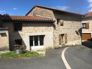Vente Maison 3 pièces 75m² Saint-Nizier-de-Fornas (42380) - photo