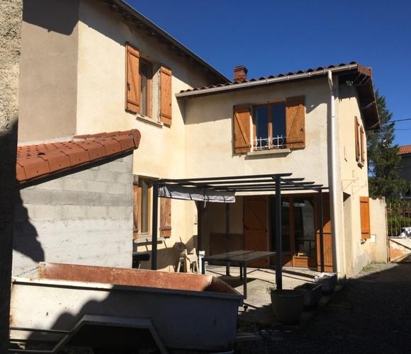 Vente Maison 5 pièces 123m² Précieux (42600) - photo