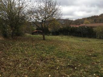 Vente Terrain 975m² Rosières (43800) - photo