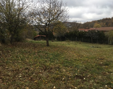 Vente Terrain 975m² Rosières (43800) - photo