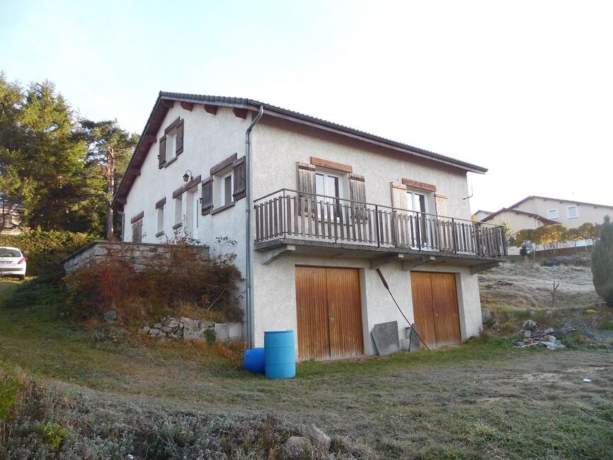 Vente Maison 4 pièces 115m² Tence (43190) - photo