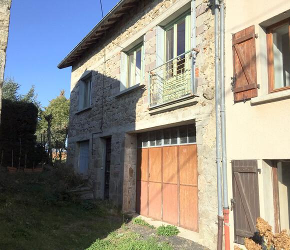 Vente Maison 3 pièces 120m² Craponne-sur-Arzon (43500) - photo