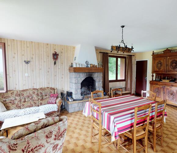 Vente Maison 4 pièces 85m² Luriecq (42380) - photo