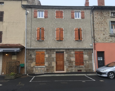 Vente Maison 5 pièces 110m² Montfaucon-en-Velay (43290) - photo