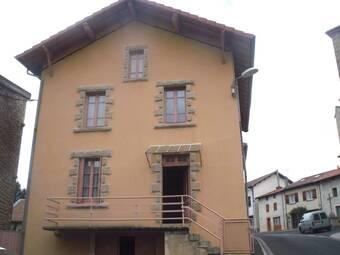 Vente Maison 7 pièces 100m² Saint-Pierre-la-Bourlhonne (63480) - photo