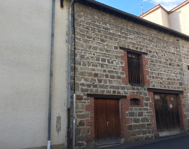 Vente Maison 120m² Usson-en-Forez (42550) - photo