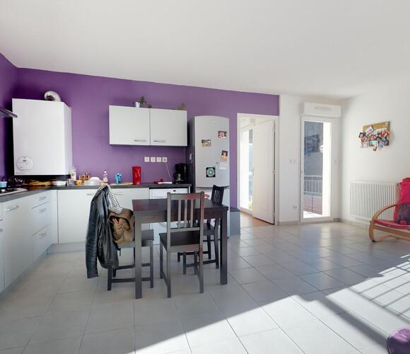 Vente Appartement 3 pièces 55m² Annonay (07100) - photo