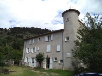 Vente Maison 12 pièces 500m² Goudet (43150) - photo