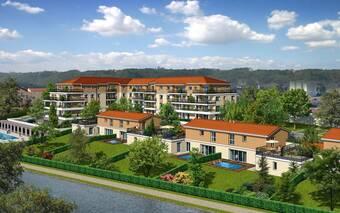 Vente Appartement 2 pièces 48m² Aurec-sur-Loire (43110) - photo