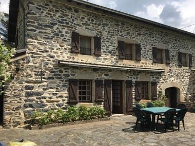 Vente Maison 6 pièces 130m² Le Pertuis (43200) - photo