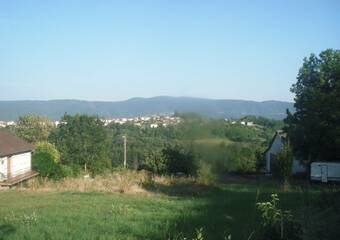 Vente Terrain 1 867m² Arlanc (63220) - photo