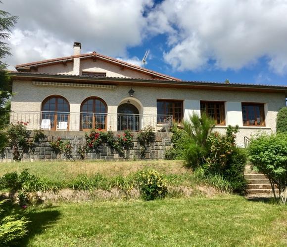 Vente Maison 6 pièces 200m² Courpière (63120) - photo