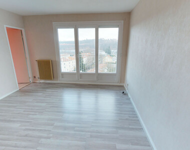 Vente Appartement 2 pièces 54m² La Ricamarie (42150) - photo