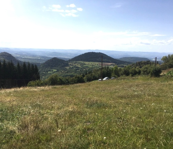 Vente Terrain 2 750m² Queyrières (43260) - photo