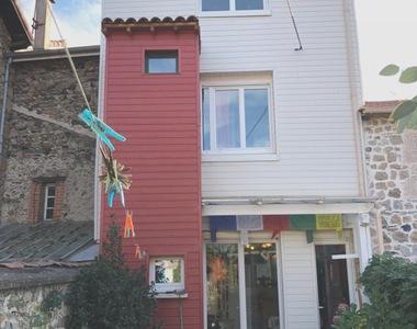 Vente Maison 5 pièces 93m² Centre Retournac. - photo