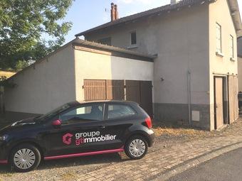 Vente Maison 3 pièces 100m² Ambert (63600) - photo