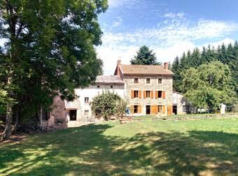 Vente Maison 4 pièces 175m² Doranges (63220) - photo