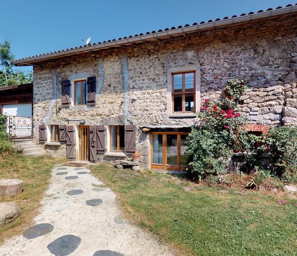 Vente Maison 6 pièces 165m² Craponne-sur-Arzon (43500) - photo