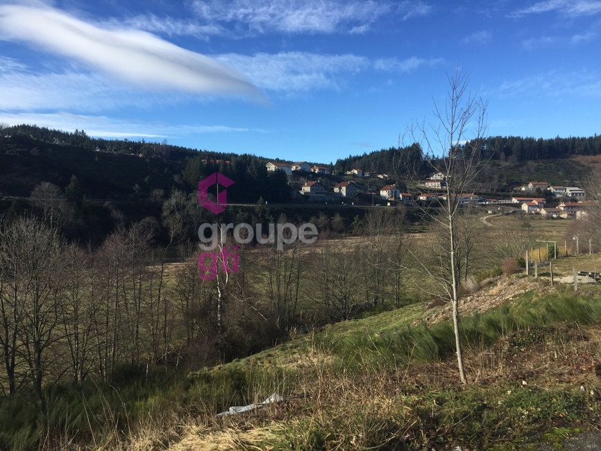 Vente Terrain 1 195m² riotord - photo