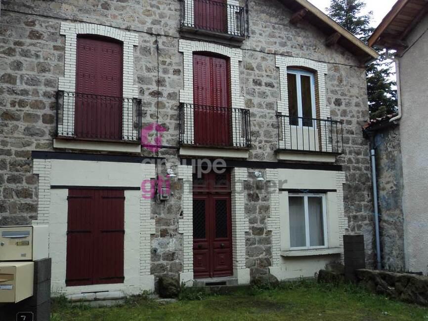 Vente Maison 8 pièces 160m² Usson-en-Forez (42550) - photo