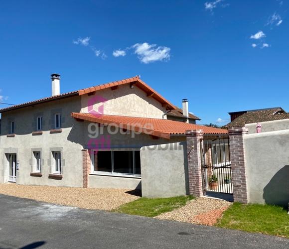 Vente Maison 4 pièces 140m² Courpière (63120) - photo